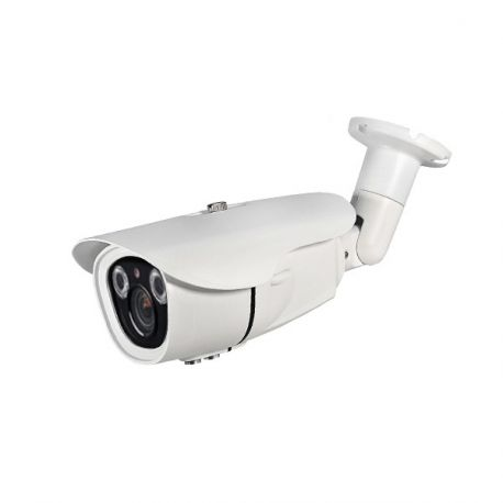 HD IP Kamera med variabel zoom (2,8mm-12mm), udendørs, 50m