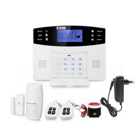 Trådløs GSM alarm med LCD display