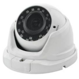 Dome HD IP kamera med zoom - 30m