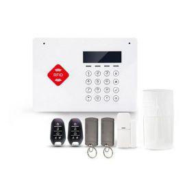 Trådløs GSM alarm med RFID